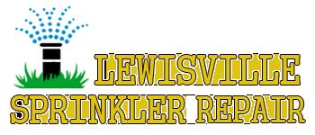 Lewisville Sprinkler Repair Logo